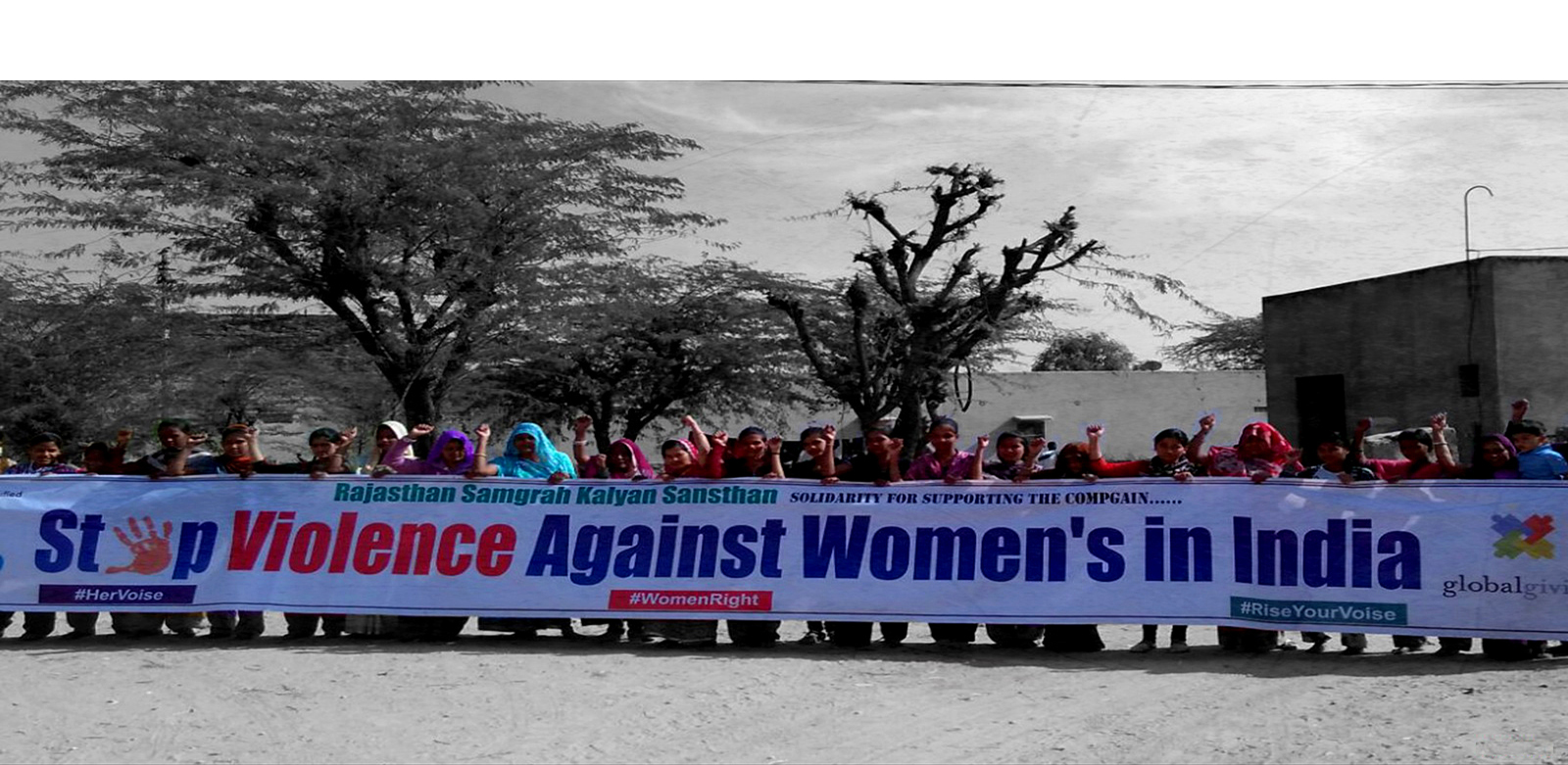 Stop Violence Against Women in India